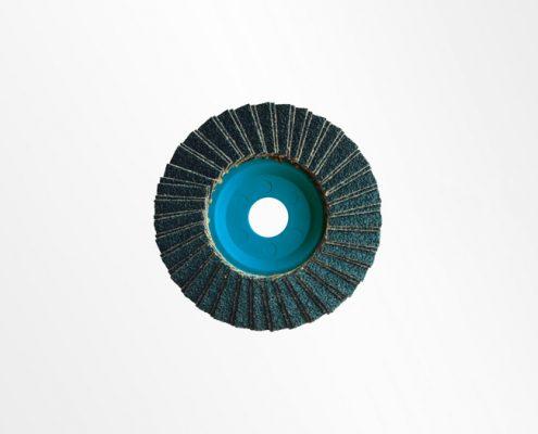 Disque à doubles lamelles plat zirconium